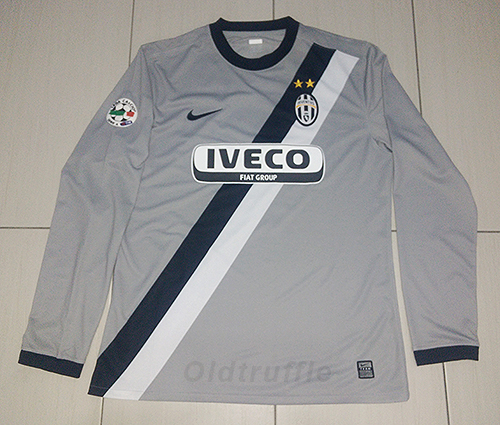 huge discount 16224 fcb11 Juventus Away camisa de futebol 2009 - 2010.