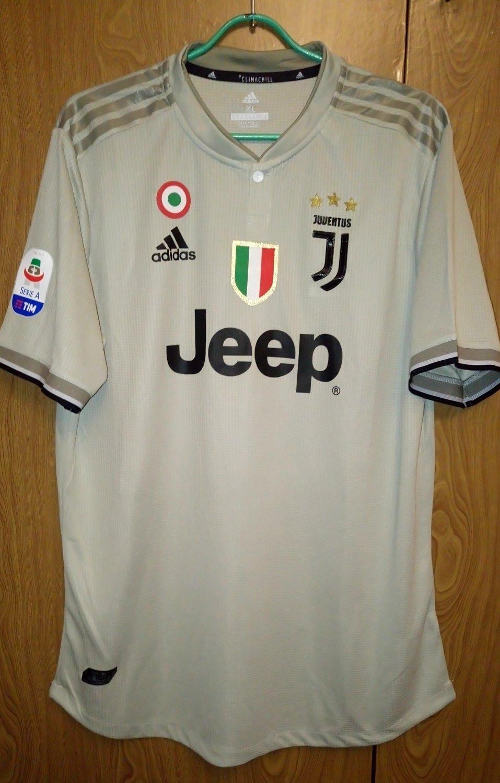 promo code 3e7b4 19509 New Season Juventus Away football shirt 2018 - 2019 ...