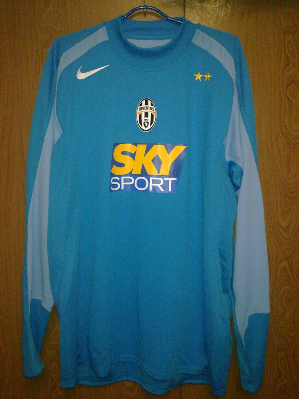 ff8903864 Juventus Goalkeeper maglia di calcio 2004 - 2005.