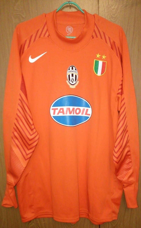 info for 0b7c3 0dfac Juventus Goalkeeper חולצת כדורגל 2005 - 2006.
