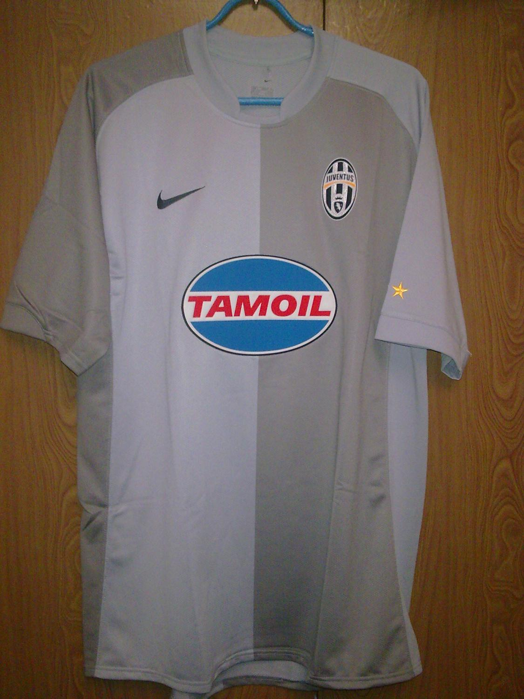 5cec6b234 Juventus Goalkeeper maglia di calcio 2006 - 2007.