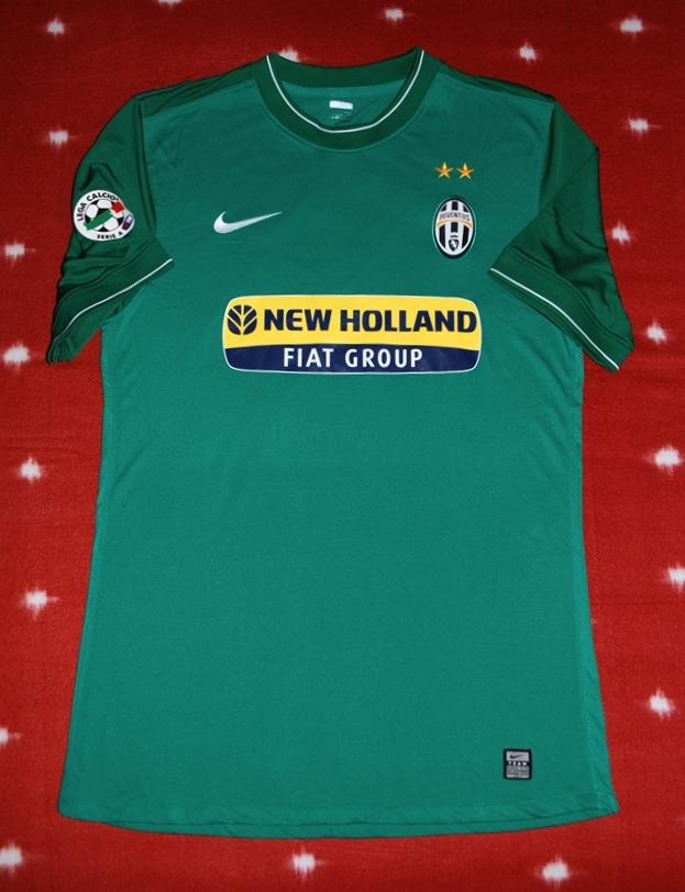 eca4763d8 Juventus Goalkeeper maglia di calcio 2009 - 2010.