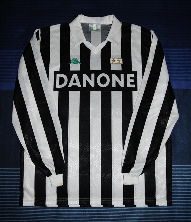 28d0ecc24 Juventus Home Maillot de foot 1993 - 1994.