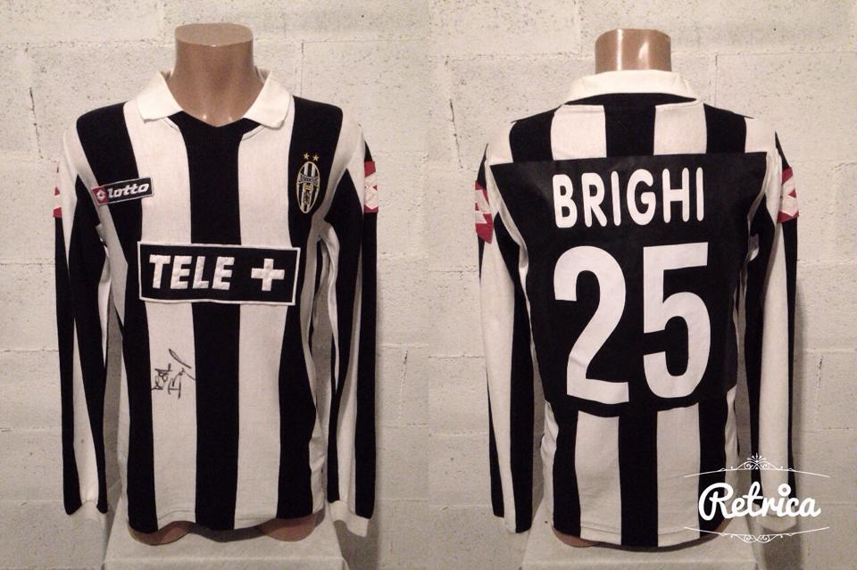 85137882c Juventus Home Maillot de foot 2000 - 2001.