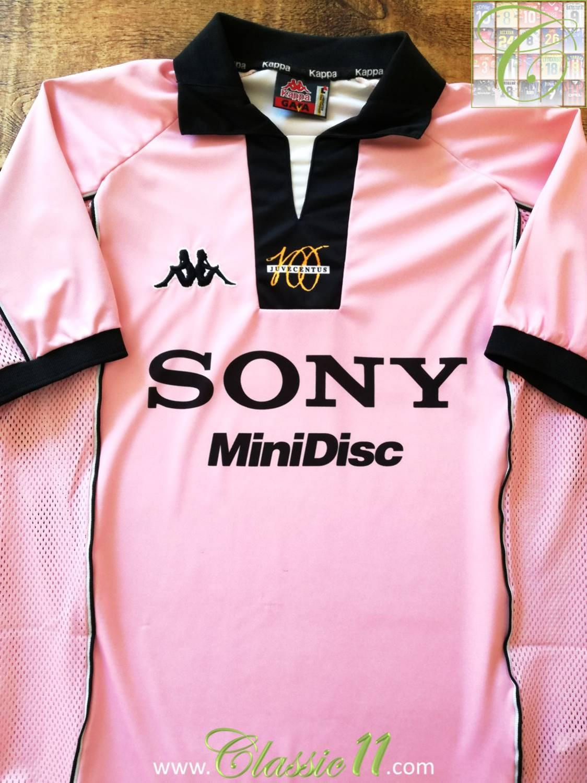 new style 93669 add3d Juventus Third Maillot de foot 1997 - 1998.