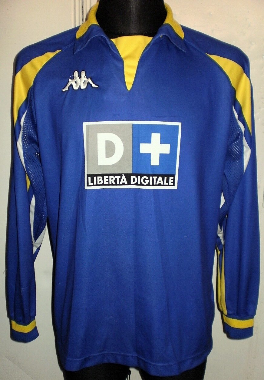 more photos 5f4c7 e8bfb Juventus Third חולצת כדורגל 1998 - 1999.
