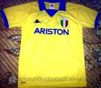 Juventus Cup Shirt football shirt 1988