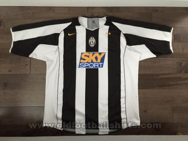 Juventus Home football shirt 2004 - 2006
