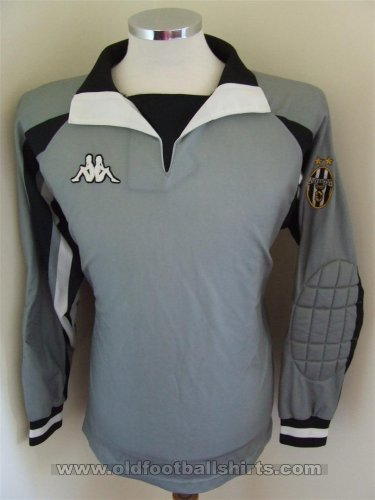 Juventus Goalkeeper Maillot de foot 1998 - 1999