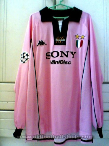 Juventus Special football shirt 1997 - 1998