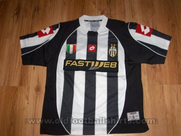 Juventus Home football shirt 2002 - 2003