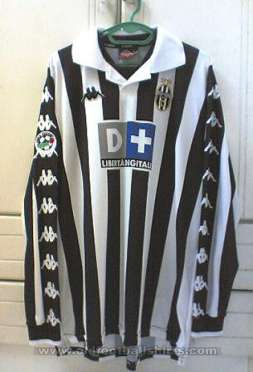 Juventus Home football shirt 1999 - 2000