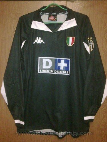 191ce77cc Juventus Goalkeeper Maillot de foot 1998 - 1999.