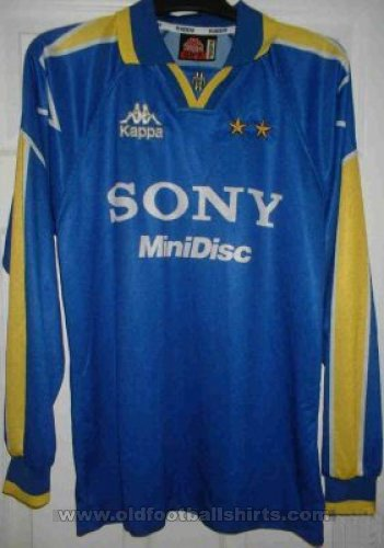 Juventus Third football shirt 1996 - 1997