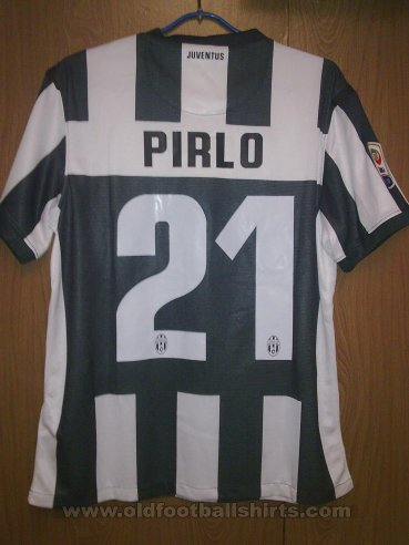 Juventus Home football shirt 2012 - 2013