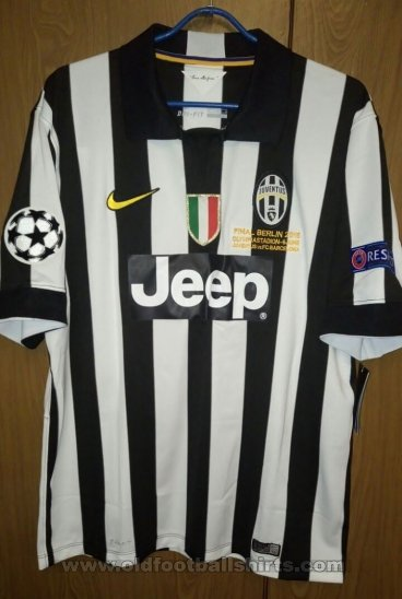 Juventus Home football shirt 2014 - 2015