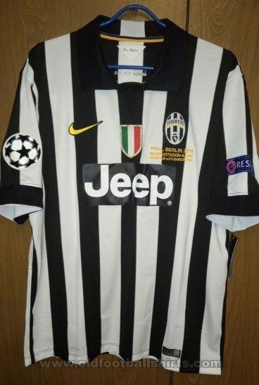 Juventus Home football shirt 2014 - 2015. 638113fe8