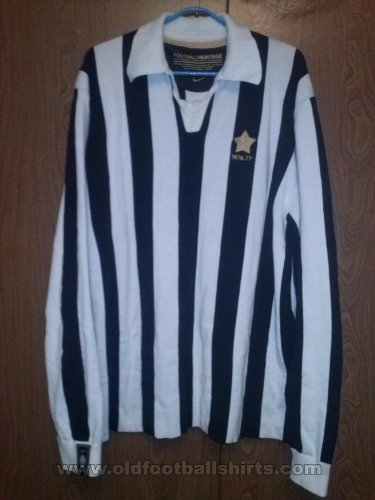 Juventus Retro Replicas football shirt 1976 - 1977