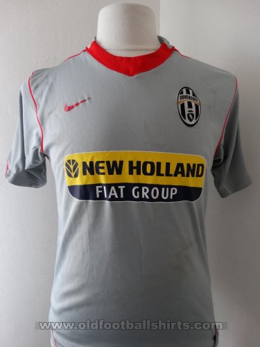 Juventus Away football shirt 2007 - 2008
