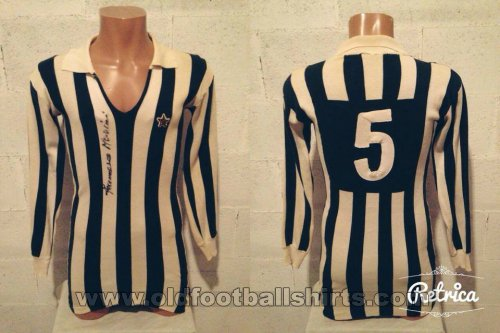 Juventus Home football shirt 1976 - 1977
