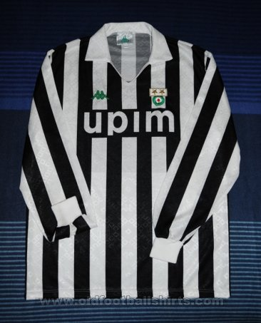 Juventus Home football shirt 1990 - 1991