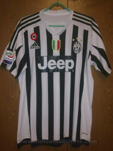 Juventus Home football shirt 2015 - 2016