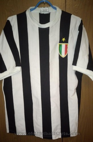 Juventus Retro Replicas football shirt 1961 - 1962