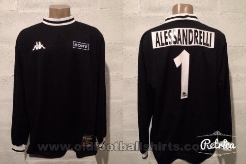 Juventus Goalkeeper football shirt 1997 - 1998