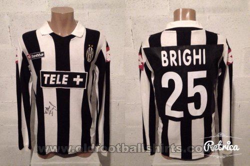 Juventus Home football shirt 2000 - 2001