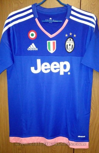Juventus Goalkeeper football shirt 2015 - 2016