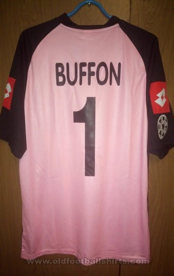 Juventus Goalkeeper football shirt 2002 - 2003