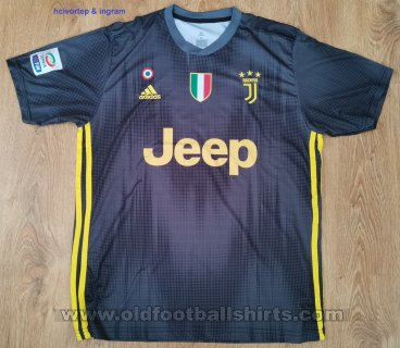 Juventus Third football shirt 2018 - 2019