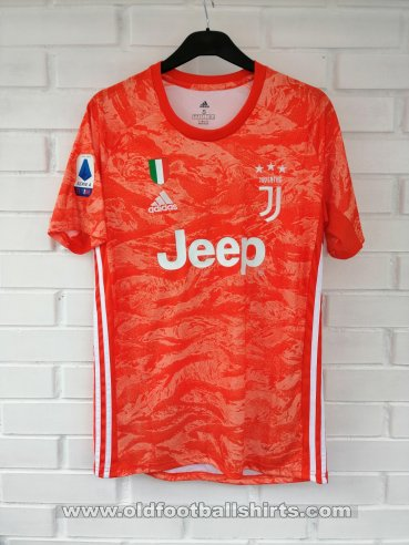 Juventus Goalkeeper football shirt 2019 - 2020