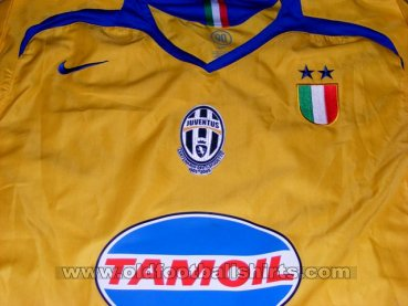 Juventus Third football shirt 2005 - 2006