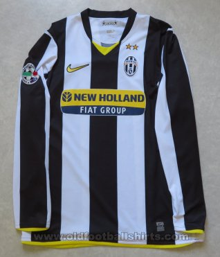 Juventus Home football shirt 2008 - 2009