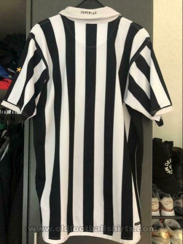 Juventus Home football shirt 2006 - 2007