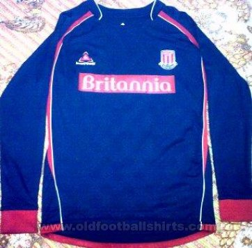 Stoke City Away baju bolasepak 2007 - 2008