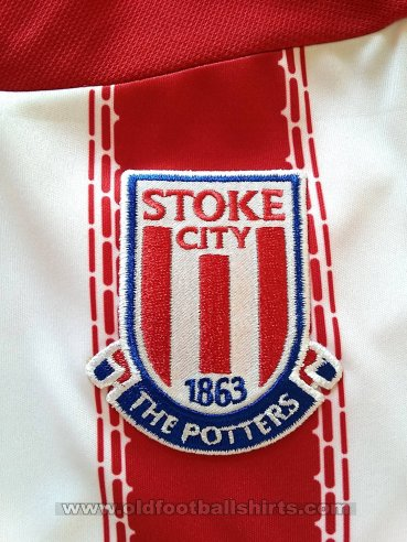 Stoke Home football shirt 2010 - 2011