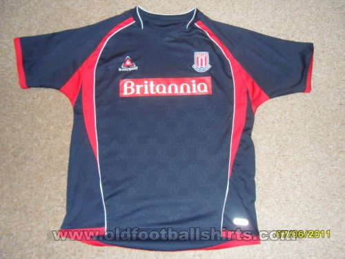 Stoke Third football shirt 2007 - 2008
