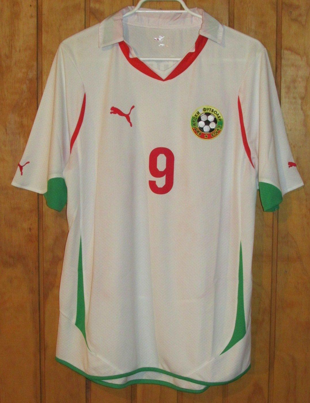 5ff82c78702 Bulgaria Home Maillot de foot 2010 - 2011.