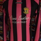 Visitante Camiseta de Fútbol (unknown year)