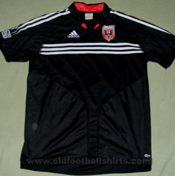 D.C. United Home voetbalshirt  2004 - 2005