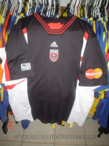 D.C. United Home Maillot de foot 1996 - 1997