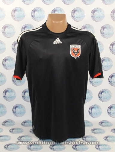 D.C. United Local Camiseta de Fútbol 2007 - 2008