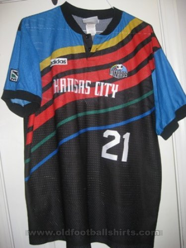 Sporting Kansas City  Home football shirt 1997 - ?