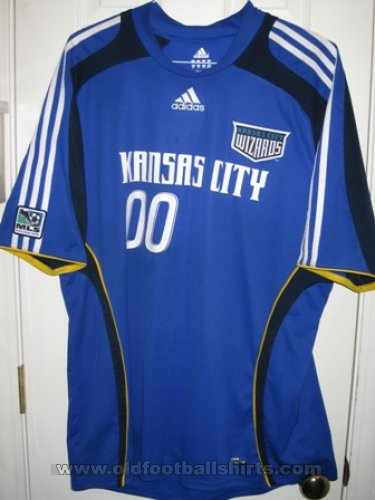 Sporting Kansas City  Home football shirt 2008 - 2009