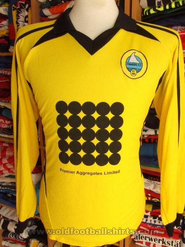 Finmere FC Home football shirt (unknown year)
