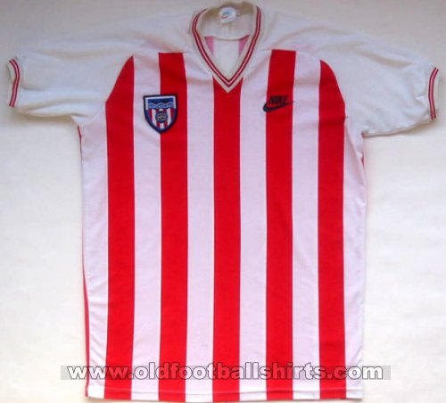 Sunderland Home football shirt 1983 - 1985