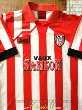 Sunderland Home football shirt 1994 - 1996