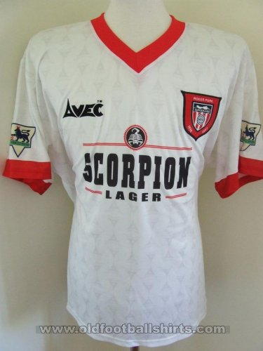 Sunderland Away football shirt 1996 - 1997